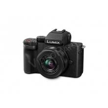 LUMIX DC-G100KEG-K, fényképezőgép videobloggereknek Nokia OZO audio hanggal, 20,3 Mpixel, LUMIX G VARIO 12-32 optikával