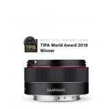 Samyang AF 35mm f/2.8 Sony FE - pehelysúlyú 'street' objektív - Full Frame - APS-C - MFT
