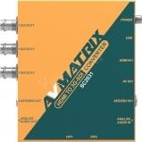 AVMatrix SC1120 3G-SDI > HDMI/AV AES/EBU konverter