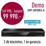 Panasonic DMP-UB700E DEMO 4K, Blu-ray lejátszó DEMO21