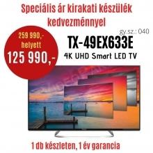 Panasonic TX-49EX633-DEMO  LED TV   DEMO21