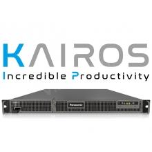 Panasonic Kairos IT/IP élő videó feldolgozó felület - Core 100 központi egység 1RU