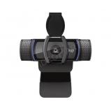 Logitech C920S FullHD webkamera