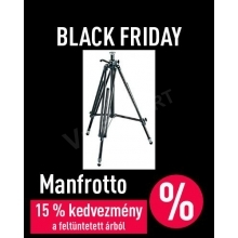Manfrotto 15% Akcio