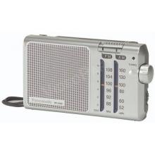 AM-FM hordozható rádió