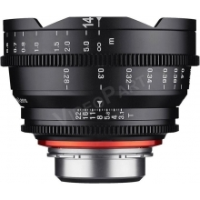 Samyang Xeen 14mm T3.1 nagylátószögű Canon EF - Full-frame, APS-C, MFT