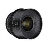 Samyang Xeen 35mm T1.5 PL - Full-frame, APS-C, MFT