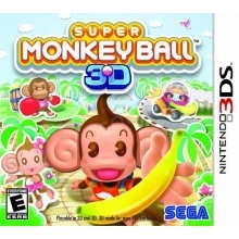 Nintendo szoftver, Super Monkey Ball