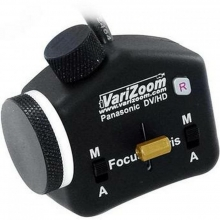 VariZoom VZ-STEALTH-PZFI kamera vezérlő Panasonic kamerához, zoom, fókusz, írisz, felvétel start/stop