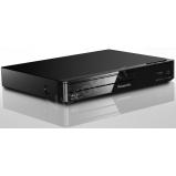 Panasonic DMP-BDT167EG 3D Blu-ray lejátszó, fekete