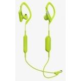 Bluetooth-sportfülhallgató, sárga