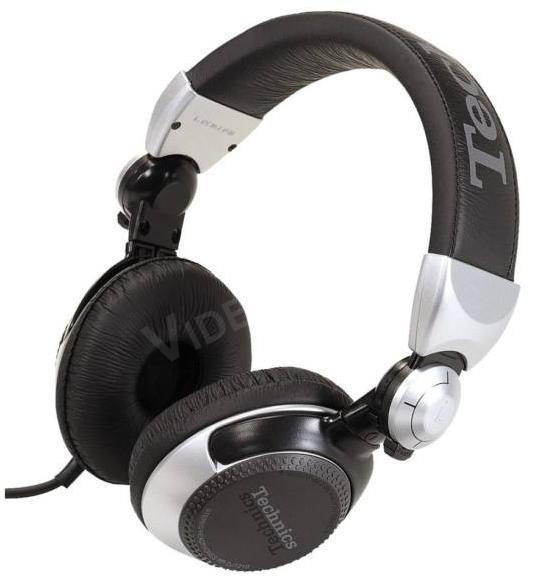 PANASONIC RP-DJ1210E-S Technics professzionális DJ fejhallgató ... be5e32f17e