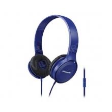 Panasonic RP-HF100ME-A fejhallgató kék