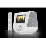 HAMA DIR3200SBW int.rádió FM/DAB fehér
