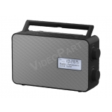 Panasonic RF-D30BTEG-K,  DAB/DAB+ rádió