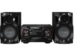 Panasonic  SC-AKX200E-K mini Hi-Fi torony