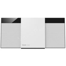 Panasonic SC-HC300EG-W mikro Hifi rendszer  fehér