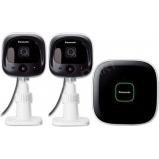 otthonbiztonsági kezdőkészlet - környezeti megfigyelő csomag - Smart Home