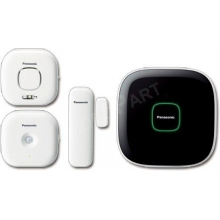 otthonbiztonsági kezdőkészlet - Starter Kit Plusz