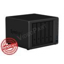 Synology  DS1019+  5 lemezes  NAS