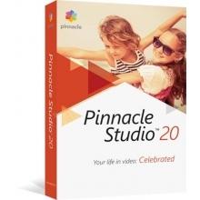 PINNACLE STUDIO 20 szoftver