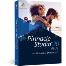 PINNACLE STUDIO 20 PLUS szoftver