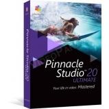 Pinnacle Studio 20 Ultimate szoftver