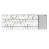 RAPOO E2710 billentyűzet + touchpad , fehér