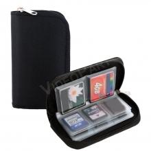 SD kártya tartó táska