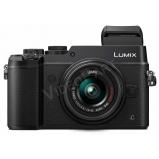 Lumix GX8 Cserélhető optikás tükör nélküli digitális fényképezőgép - fekete