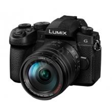 LUMIX DC-G90HEG-K  + H-H025ME-K optika