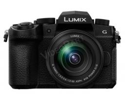 LUMIX DC-G90MEG-K  tükörnélküli fényképezőgép,  4K video 12-60 optika