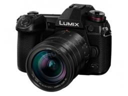LUMIX DC-G9EG +12-60 Leica optika ,80Mp, 4K video