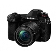 LUMIX DC-G9 +12-60 LUMIX objektív  ,80Mp, 4K video