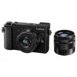 LUMIX DC-GX9WEG-K, 12-32 / 35-100 optika