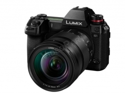 LUMIX DC-S1ME-KFull-Frame tükörnélküli fényképezőgép váz és 24-105mm optika - 24,2MP