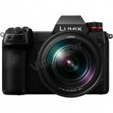 LUMIX Full-Frame tükörnélküli fényképezőgép váz és 24-105mm optika - 24,2MP