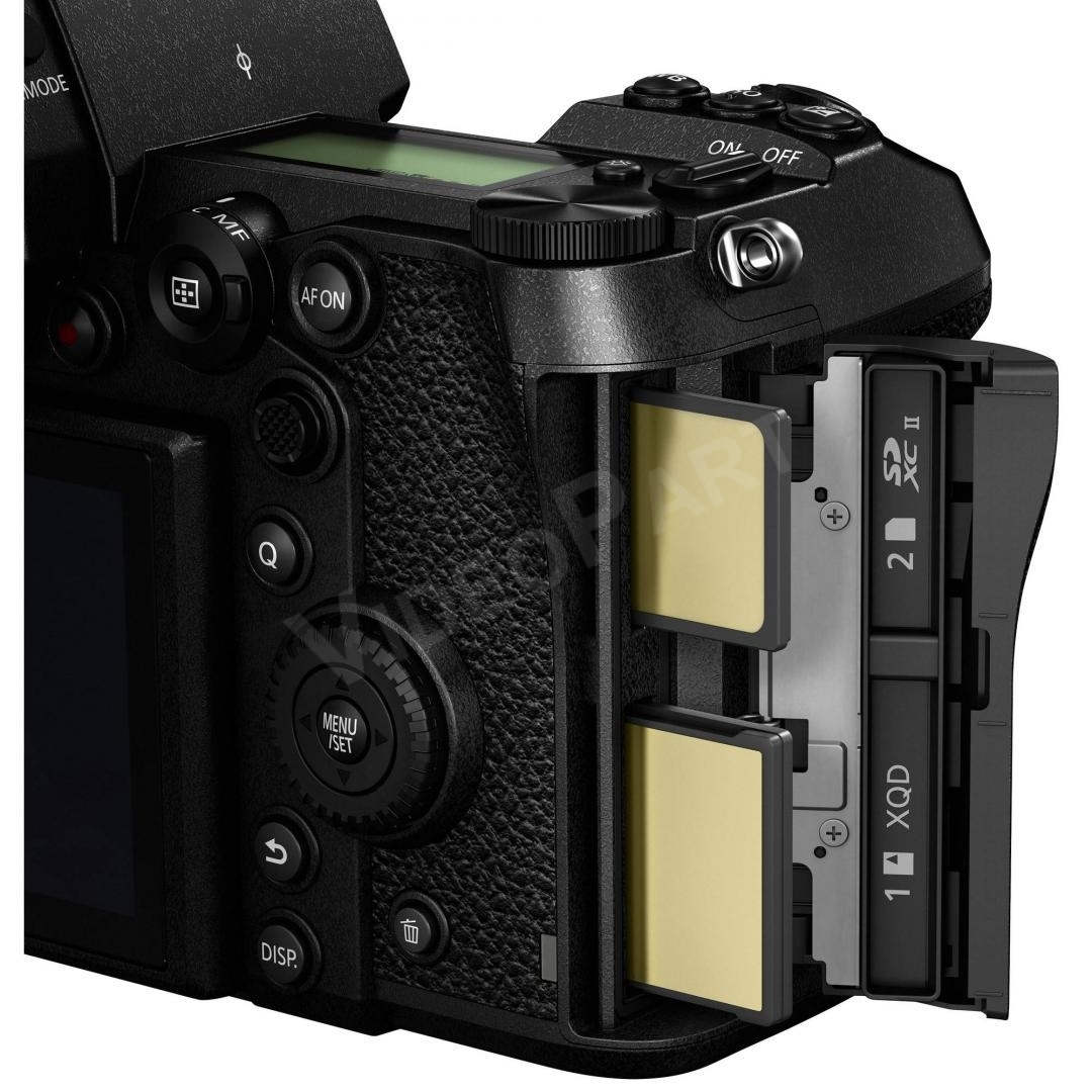 ... LUMIX Full-Frame tükörnélküli fényképezőgép váz és 24-105mm optika -  24 330e71197e
