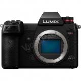 LUMIX DC-S1RE-K Full-Frame tükörnélküli fényképezőgép váz - 47,3MP