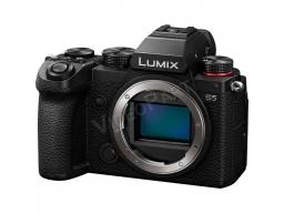 LUMIX DC-S5E-K  FULL Frame, 4K  váz  + Ajándék optika!