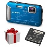 LUMIX DMC-FT10EP-A digitális fényképezőgép