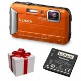LUMIX DMC-FT10EP-D digitális fényképezőgép