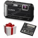 LUMIX DMC-FT10EP-K digitális fényképezőgép