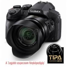 LUMIX DMC-FZ300EP-K fényképezőgép, 24x optikai zoom, 4K videó