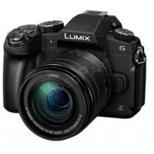 Lumix G - DSLM váz + 12-60 mm-es objektív - fekete