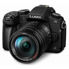 LUMIX DMC-G80H  14-140 opt, 4K video