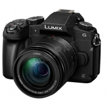 LUMIX DMC-G80M 12-60 mm optika, 4K video