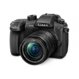 LUMIX  váz és 12-60mm-es optika ,4K 60p video, 6K fotó