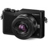 LUMIX- DC-GX800EG-K egyobjektíves tükör nélküli fényképezőgép váz