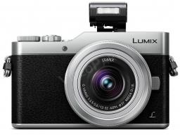 LUMIX  DC-GX800KEGS egyobjektíves, tükör nélküli fényképezőgép
